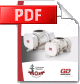 Catalogo CycloBlower Industrial Series - Helical Screw Blower & Vacuum Pump Brochure
