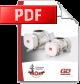 Catalogo CycloBlower Industrial Series - Helical Screw Blower & Vacuum Pump Brochure